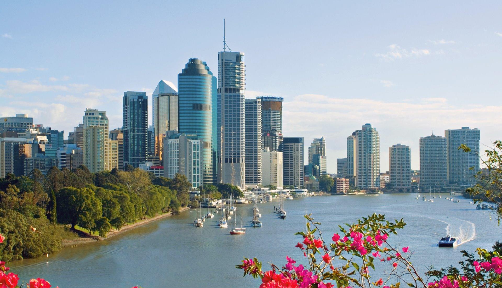 Brisbane Backdrop HD